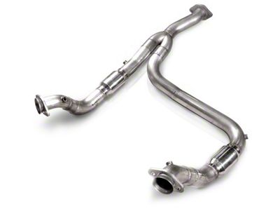 Stainless Works Catted Downpipe (11-14 3.5L EcoBoost F-150)