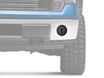 Rigid Industries Fog Light Mount - Holds Dually/D2 (06-14 F-150, Excluding Raptor)