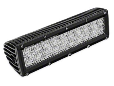 Rigid Industries 10 in. E Series LED Light Bar - 60 Deg. Diffused - Flood Beam