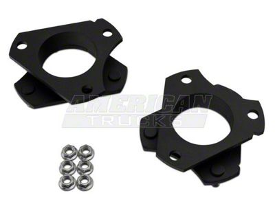Traxda 2 in. Leveling Kit (09-18 2WD/4WD F-150, Excluding 17-18 Raptor)
