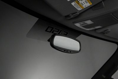 Dimming Rearview Mirror (09-14 F-150)