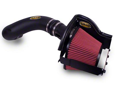 Airaid Cold Air Dam Intake w/ SynthaFlow Oiled Filter (11-14 5.0L F-150)