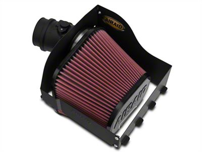 Airaid SynthaFlow Oiled Filter QuickFit Air Dam (10-14 3.5L EcoBoost, 3.7L, 5.0L, 6.2L F-150)