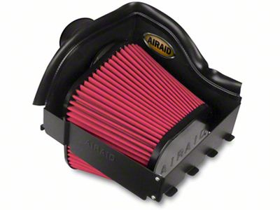 Airaid QuickFit Air Dam - SynthaFlow Oiled Filter (10-14 6.2L Raptor)