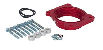Airaid PowerAid Throttle Body Spacer (04-10 5.4L F-150)