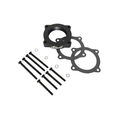 Airaid PowerAid Throttle Body Spacer (07-10 4.6L 2V F-150)