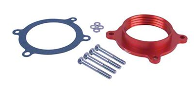 Airaid PowerAid Throttle Body Spacer (11-14 3.5L EcoBoost F-150)