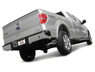 Borla Touring Dual Exhaust System - Same Side Exit (11-14 5.0L F-150)