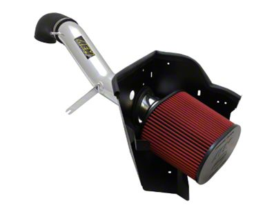 AEM Electronically Tuned Cold Air Intake - Polished (2010 5.4L F-150, Excluding Raptor)