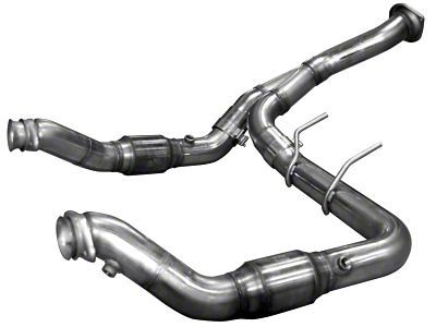 Kooks High Flow Catted Downpipe (11-14 3.5L EcoBoost F-150)