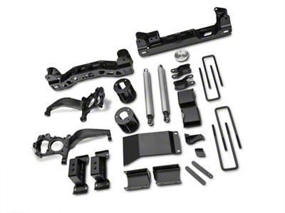 Rough Country 6 in. Suspension Lift Kit (15-19 4WD F-150, Excluding Raptor)