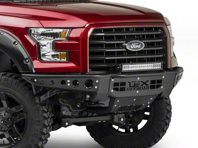 LEX Motorsports Assault 2 Front Bumper (15-17 F-150, Excluding Raptor)