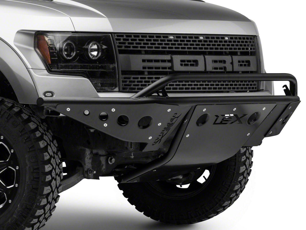 LEX Motorsports Dimple Gen 1 Front Bumper (10-14 F-150 Raptor)