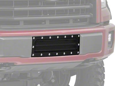 T-REX X-Metal Series Lower Bumper Mesh Grille Insert - Black (15-17 F-150, Excluding Raptor)