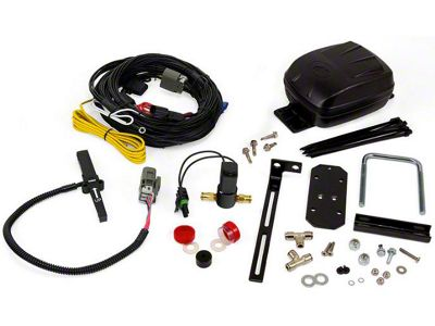 Air Lift Performance SmartAIR II Automatic Leveling System - Single Path (97-18 F-150)