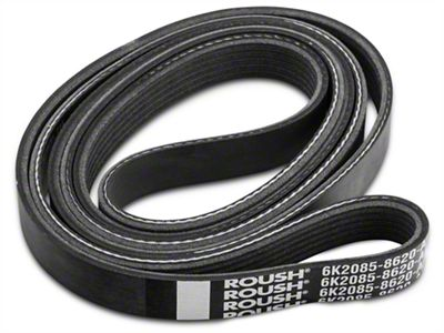 Roush Phase 2 TVS Supercharger Serpentine Belt (11-14 5.0L F-150)