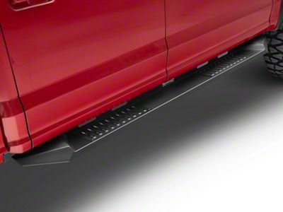 Barricade HD Steel Running Boards (15-18 F-150 SuperCab, SuperCrew)