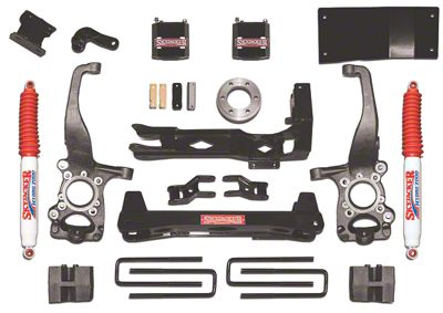 SkyJacker 4.5 in. Suspension Lift Kit (15-18 4WD F-150, Excluding Raptor)
