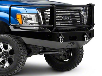 Iron Cross Full Guard Front Bumper (09-14 F-150, Excluding Raptor)