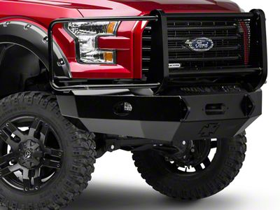 Iron Cross Full Guard Front Bumper (15-17 F-150, Excluding Raptor)