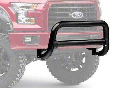 Westin 3.5 in. Contour Bull Bar - Black (15-19 F-150, Excluding Raptor)