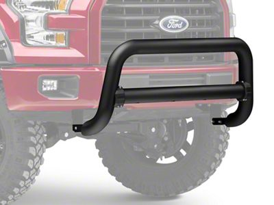 Westin 3.5 in. Contour Bull Bar - Textured Black (15-19 F-150, Excluding Raptor)