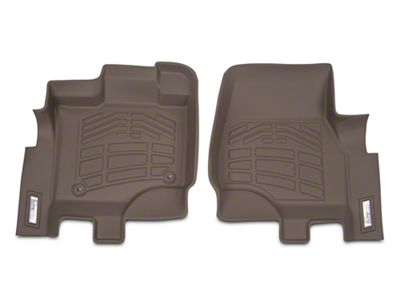 Wade Sure-Fit Front Floor Liners - Tan (15-18 F-150)