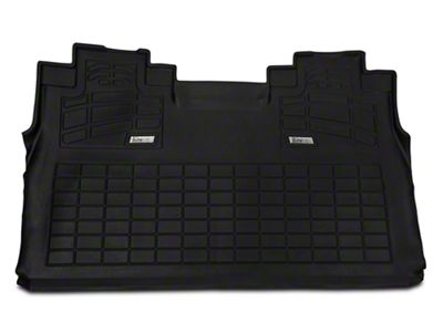 Wade Sure-Fit 2nd Row Floor Mat - Black (15-19 F-150 SuperCab, SuperCrew)