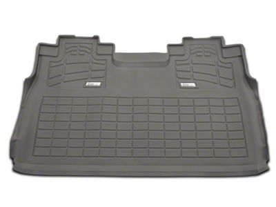 Wade Sure-Fit 2nd Row Floor Mat - Gray (15-19 F-150 SuperCab, SuperCrew)