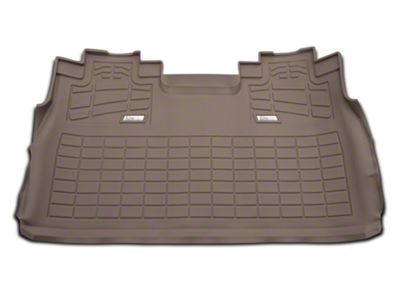 Wade Sure-Fit 2nd Row Floor Mat - Tan (15-19 F-150 SuperCab, SuperCrew)