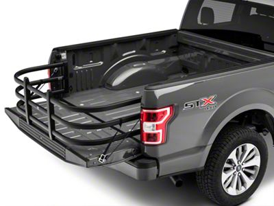 Amp Research Bedxtender HD Max - Deep - Black (04-18 F-150 Styleside)