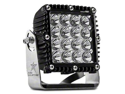 Rigid Industries 6-3/4 in. Q Series LED Light - Flood Beam
