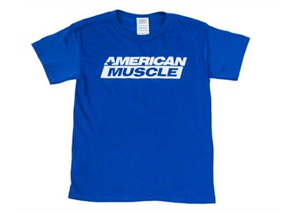 AmericanMuscle T-Shirt - Kids