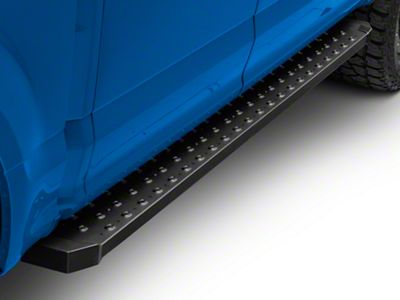 Barricade Rattler Steel Running Boards (15-18 F-150)