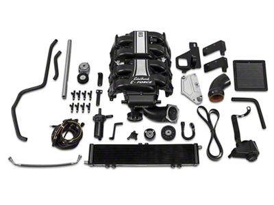 Edelbrock E-Force Stage 1 Street Supercharger Kit w/o Tuner (11-14 5.0L F-150)