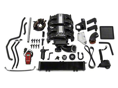 Edelbrock E-Force Stage 1 Street Supercharger Kit w/ Tuner (11-14 5.0L F-150)
