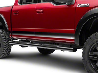 Putco Black Platinum Rocker Panels (15-19 F-150)