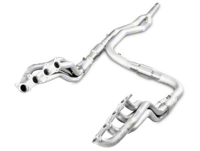 Stainless Works 1-7/8 in. Headers w/ Catted Y-Pipe - Factory Connect (15-19 5.0L F-150)
