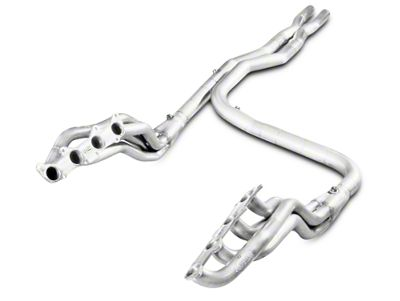 Stainless Works 1-7/8 in. Headers w/ Off-Road X-Pipe - Performance Connect (15-19 5.0L F-150)