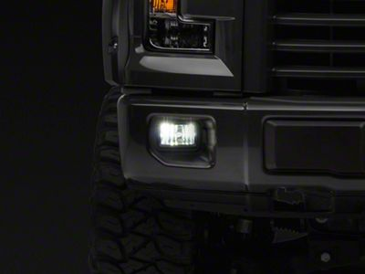Vividline 1400 Lumen LED Fog Light Conversion Kit - H10 (99-18 F-150, Excluding 02-03 Harley Davidson)