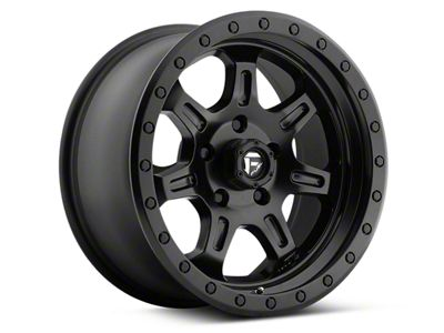 Fuel Wheels JM2 Matte Black 6-Lug Wheel - 17x8.5 (04-18 F-150)