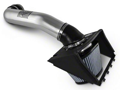 AFE Magnum FORCE Stage 2 Pro 5R Cold Air Intake - Polished (11-14 5.0L F-150)