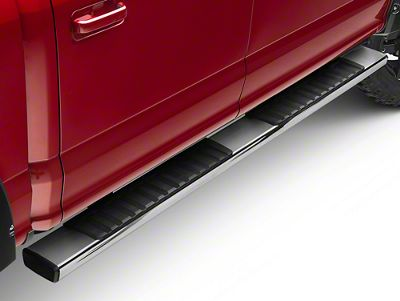 Westin R7 Running Boards - Stainless Steel (15-18 F-150 SuperCab, SuperCrew)
