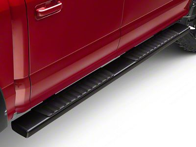 Westin R7 Running Boards - Black (15-18 F-150 SuperCab, SuperCrew)