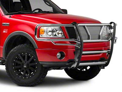 Westin HDX Brush Guard - Stainless Steel (04-08 F-150, Excluding Harley Davidson)