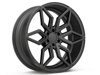 Rovos Satin Black Kimberley 6-Lug Wheel - 24x10 (04-19 F-150)