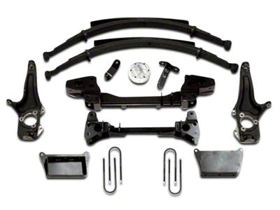 SkyJacker 6 in. Suspension Lift Kit w/ Rear Springs (97-03 4WD F-150)