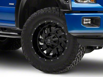 RBP 65R Glock Gloss Black 6-Lug Wheel - 20x10 (04-18 F-150)