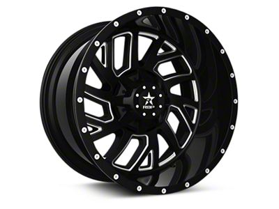 RBP 65R Glock Black Machined 6-Lug Wheel - 20x10 (04-18 F-150)