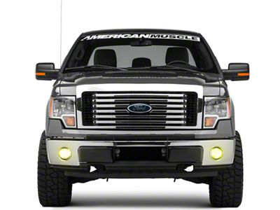 Vividline Yellow Fog Light LED Conversion Bulb Kit - H10 (99-18 F-150, Excluding 02-03 Harley Davidson)